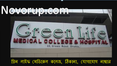 green life medicle college hospital